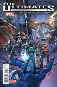 ULV21-198x300 Who is the Blue Marvel?