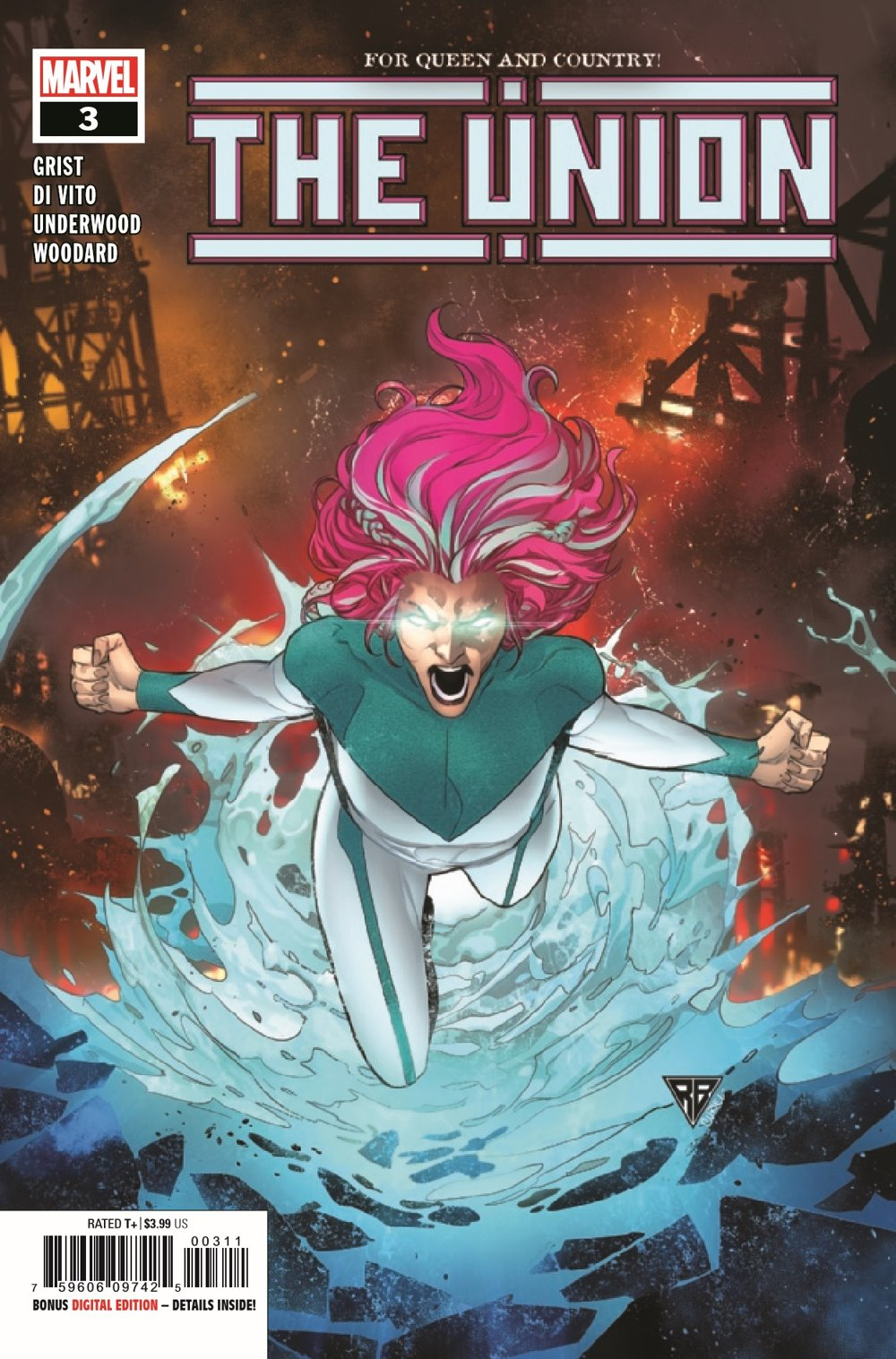 UNION2020003_Preview-1 ComicList Previews: THE UNION #3 (OF 5)