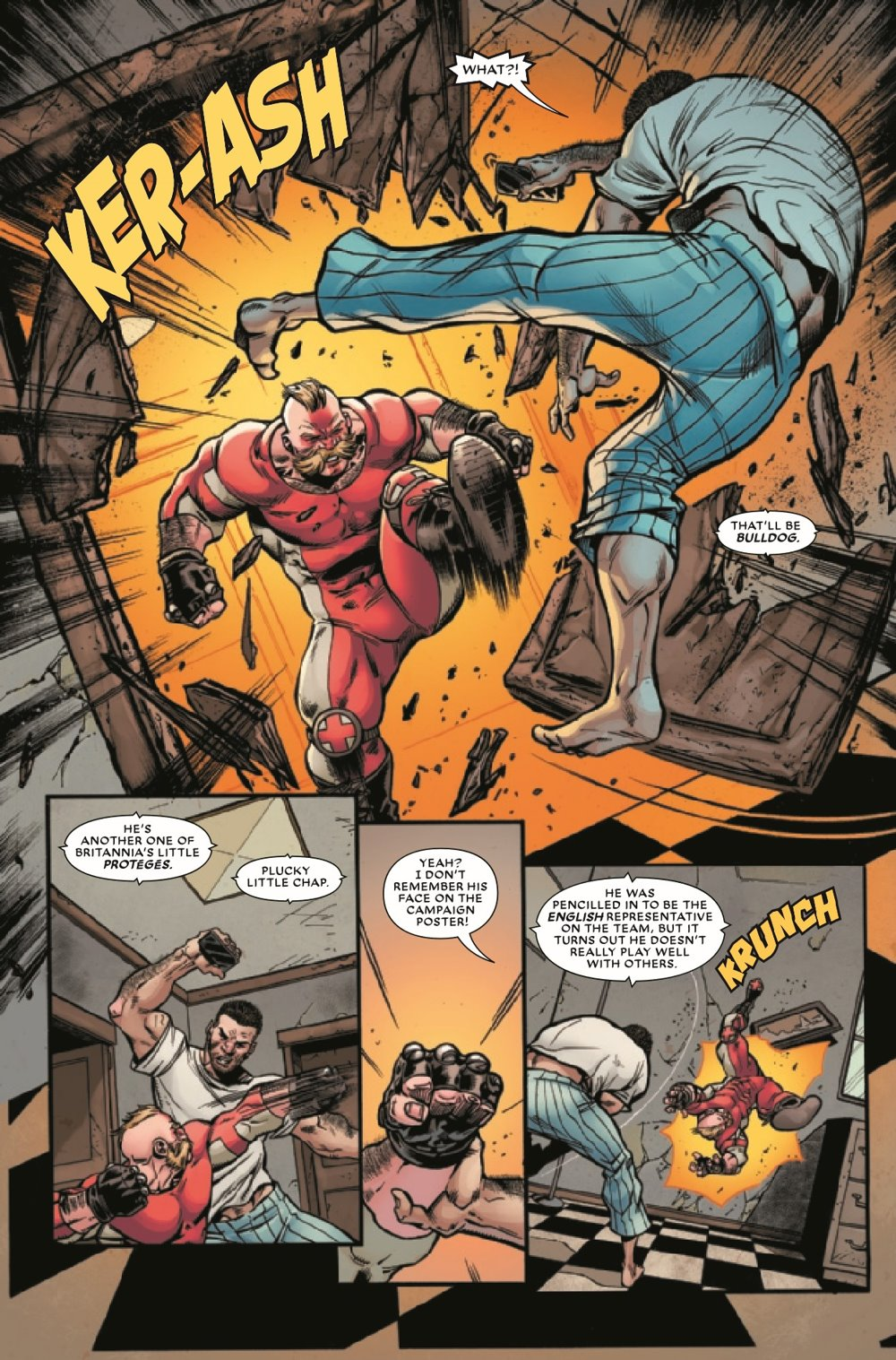 UNION2020003_Preview-5 ComicList Previews: THE UNION #3 (OF 5)