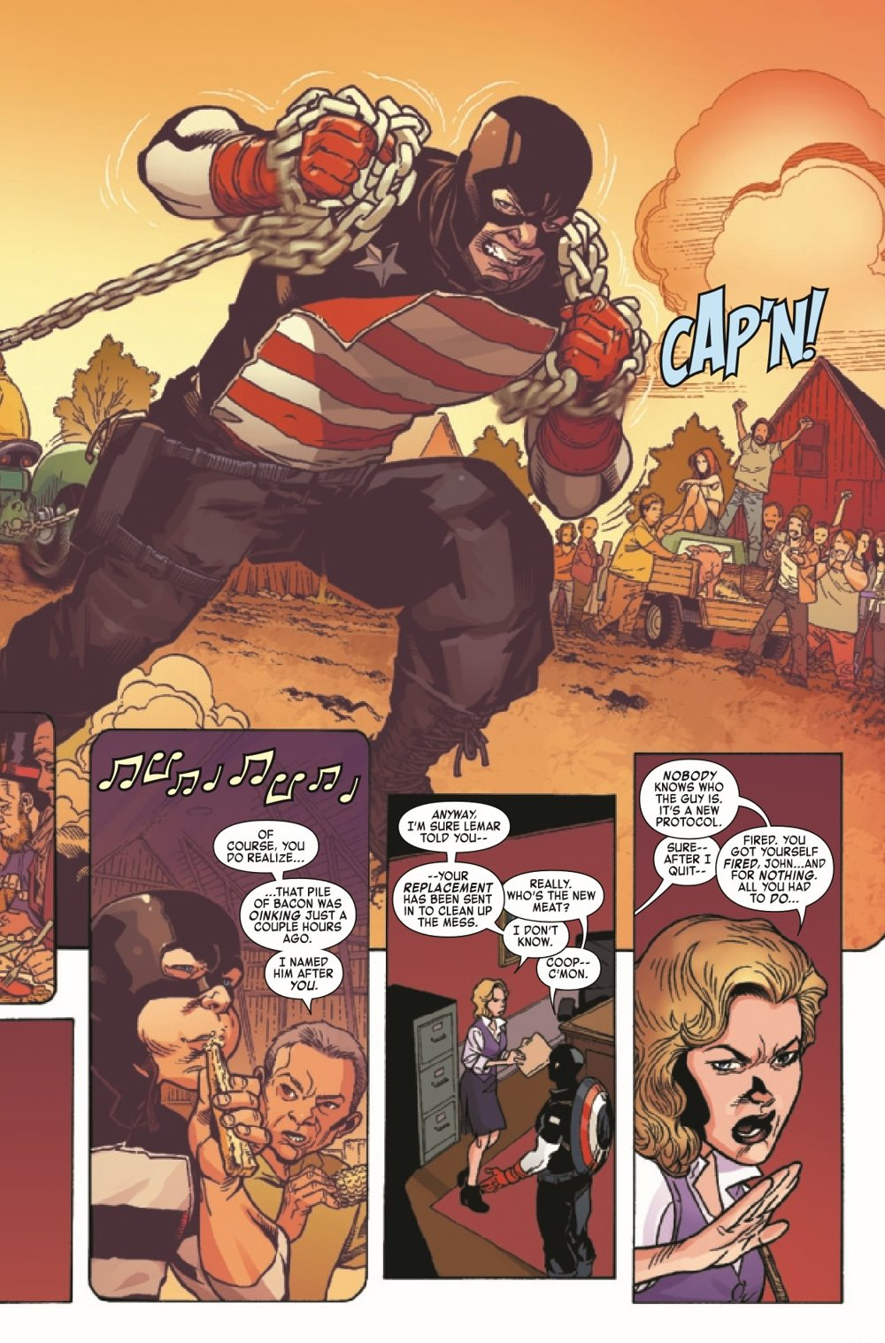 USAGENT2020003_Preview-5 ComicList Previews: U.S.AGENT #3 (OF 5)