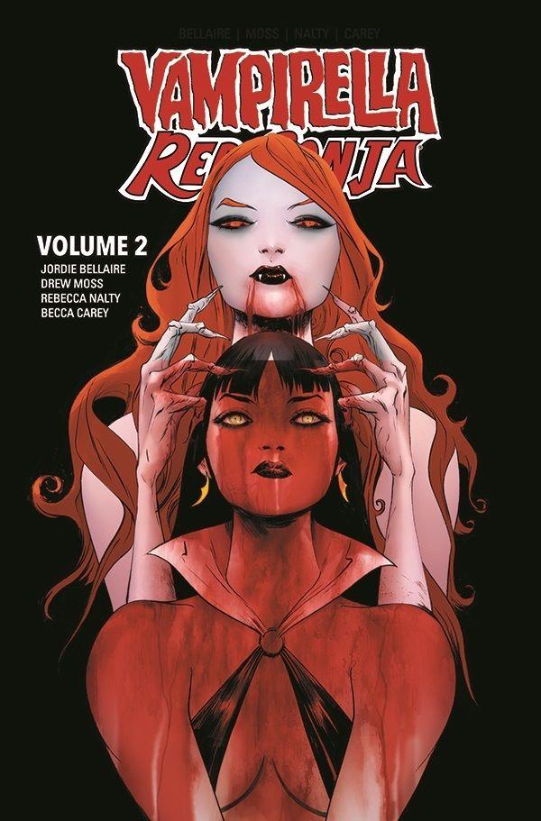 VampiRS-vol2-Cov Dynamite Entertainment May 2021 Solicitations