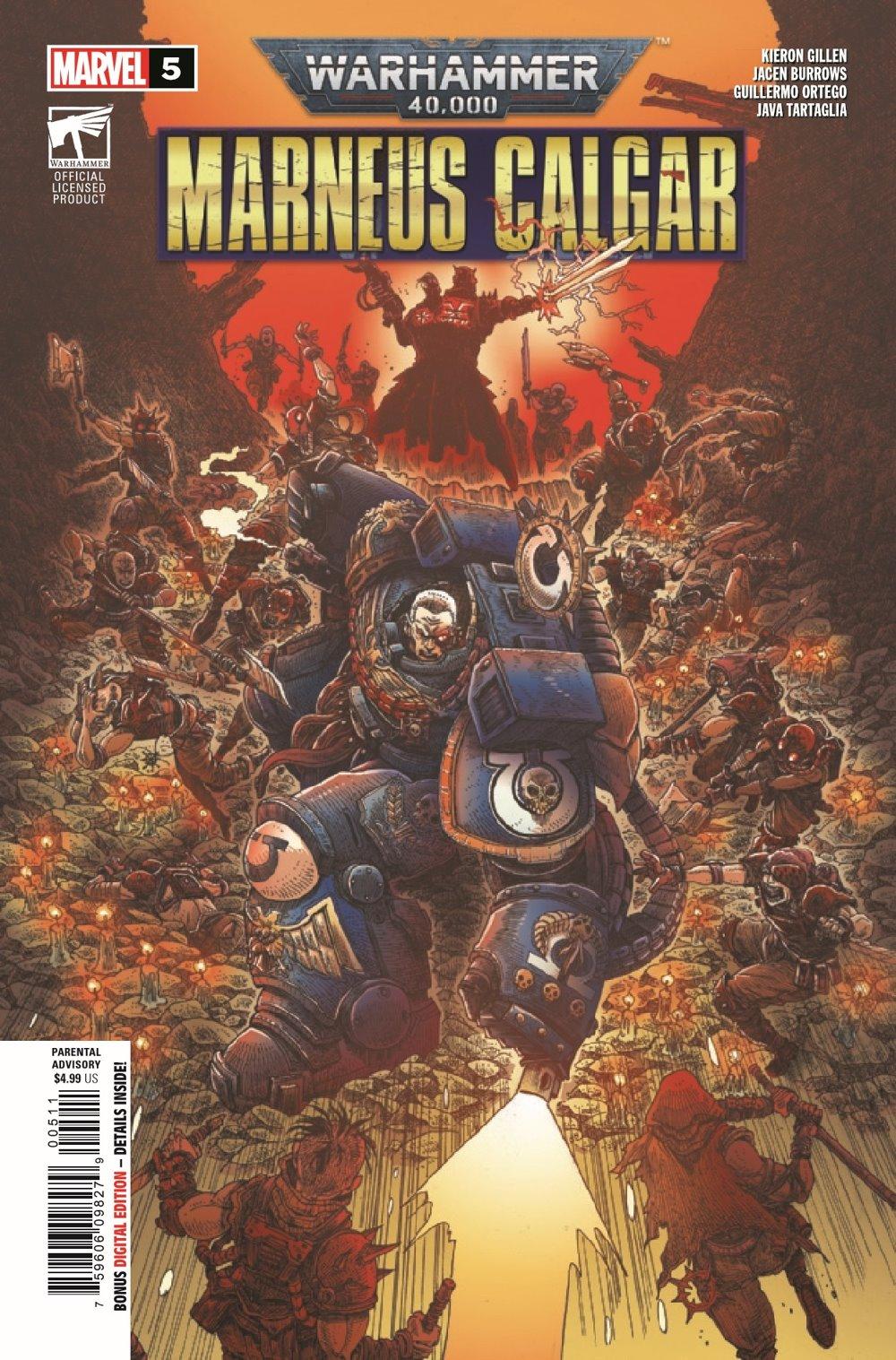 WARHAMMERMC2020005_Preview-1 ComicList Previews: WARHAMMER 40000 MARNEUS CALGAR #5 (OF 5)