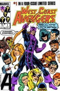 West-Coast-Avengers-1-1984-198x300 Is WandaVision Laying Groundwork for West Coast Avengers?