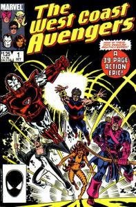 West-Coast-Avengers-1-1985-197x300 Is WandaVision Laying Groundwork for West Coast Avengers?