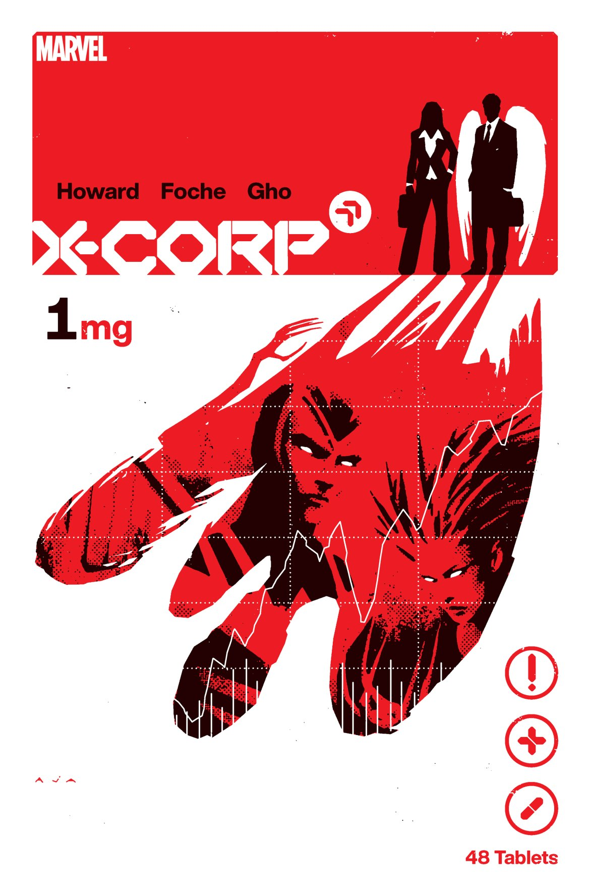 XCORP2021001_cover-1 Marvel Comics May 2021 Solicitations
