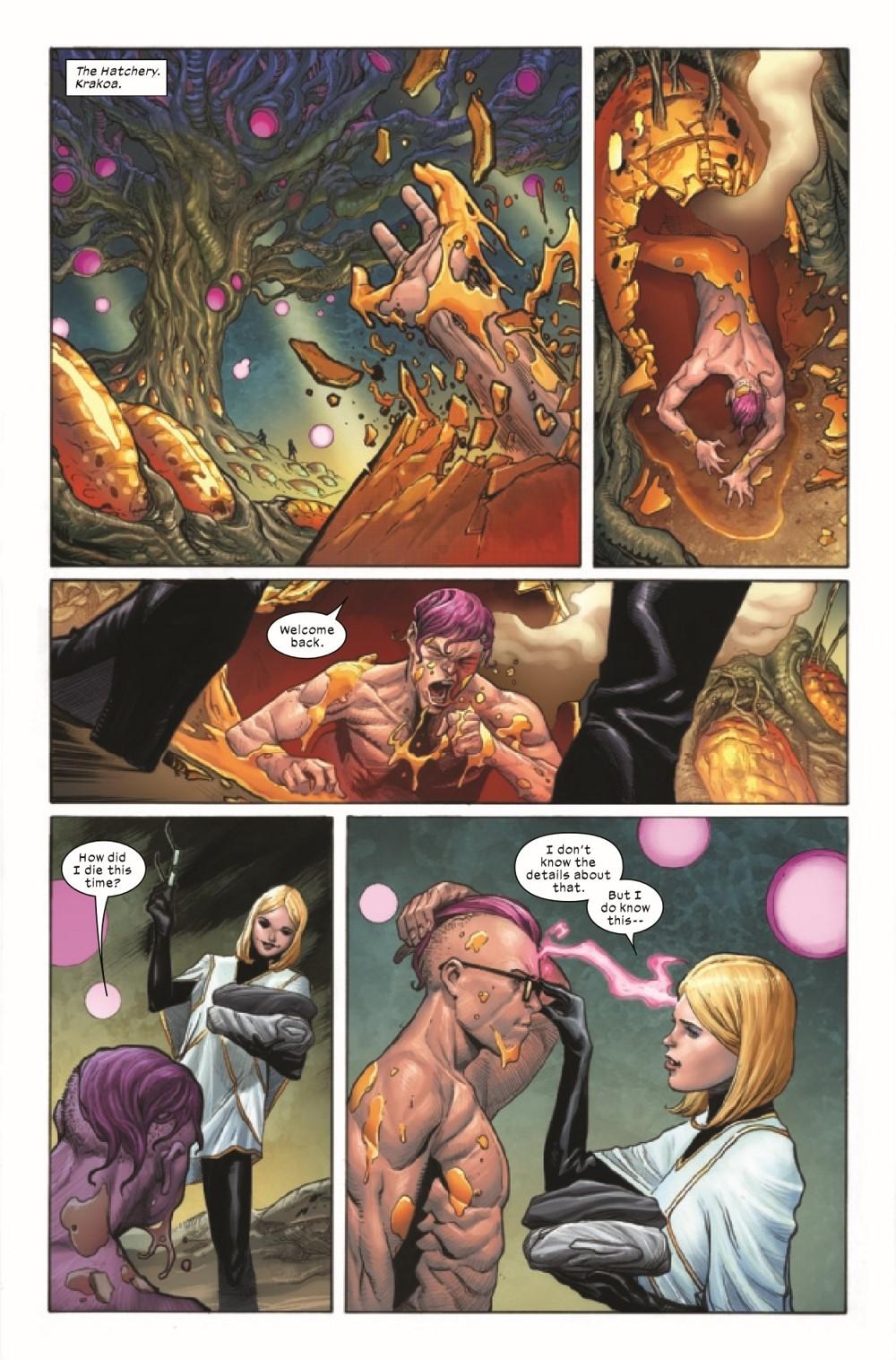 XFORCE2019017_Preview-2 ComicList Previews: X-FORCE #17