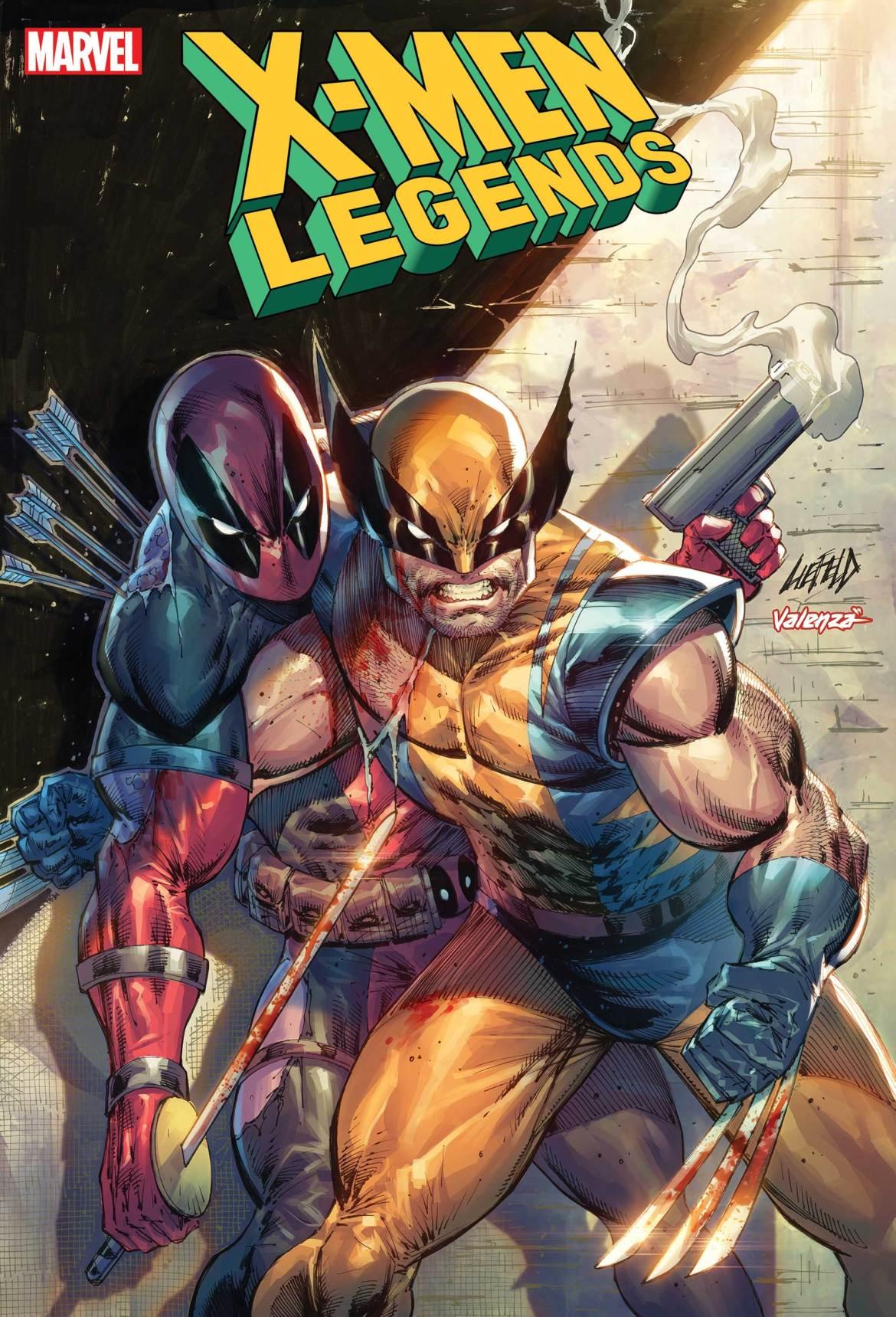 XMLEGENDS2021004_Liefeld_VAR Marvel Comics May 2021 Solicitations