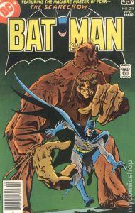 batman296-190x300 Batman Villain: Collecting The Scarecrow
