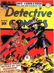 detcom73-221x300 Batman Villain: Collecting The Scarecrow