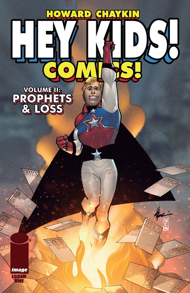 heykidsprophets_01 Image Comics May 2021 Solicitations