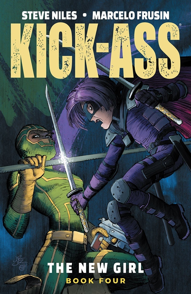 kickass_TheNewGirl_tp Image Comics May 2021 Solicitations