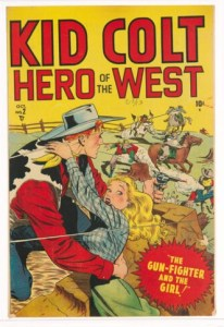 kid-colt-2-2-206x300 Sneaky Moves #7 Are Western Comics Getting Ready to Shoot Up the Competition?
