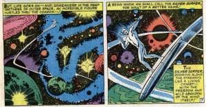 silversurfer-300x156 Blogger Dome: Fantastic Four #48 VS Fantastic Four #49