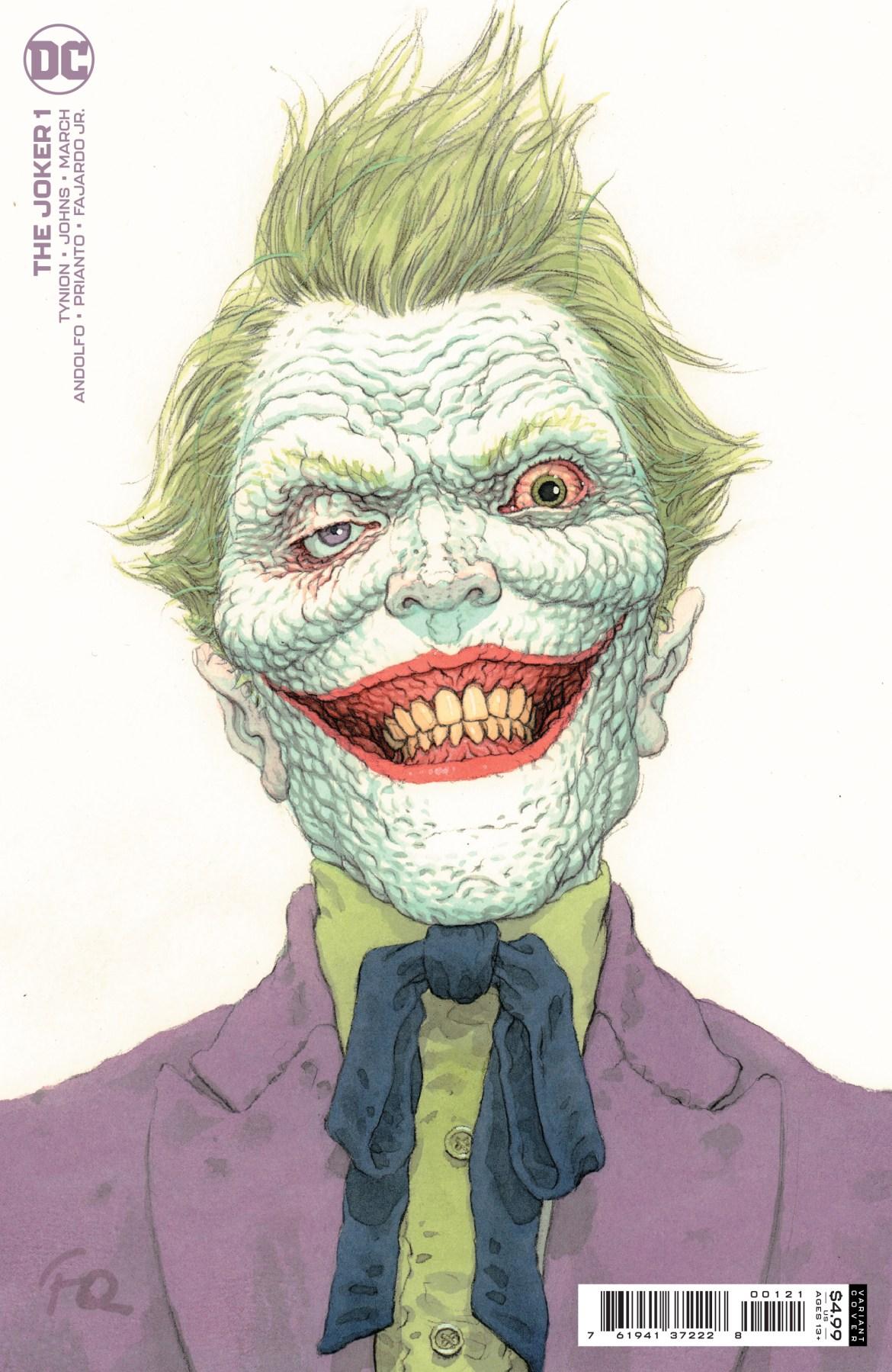 0121DC008 ComicList: DC Comics New Releases for 03/10/2021