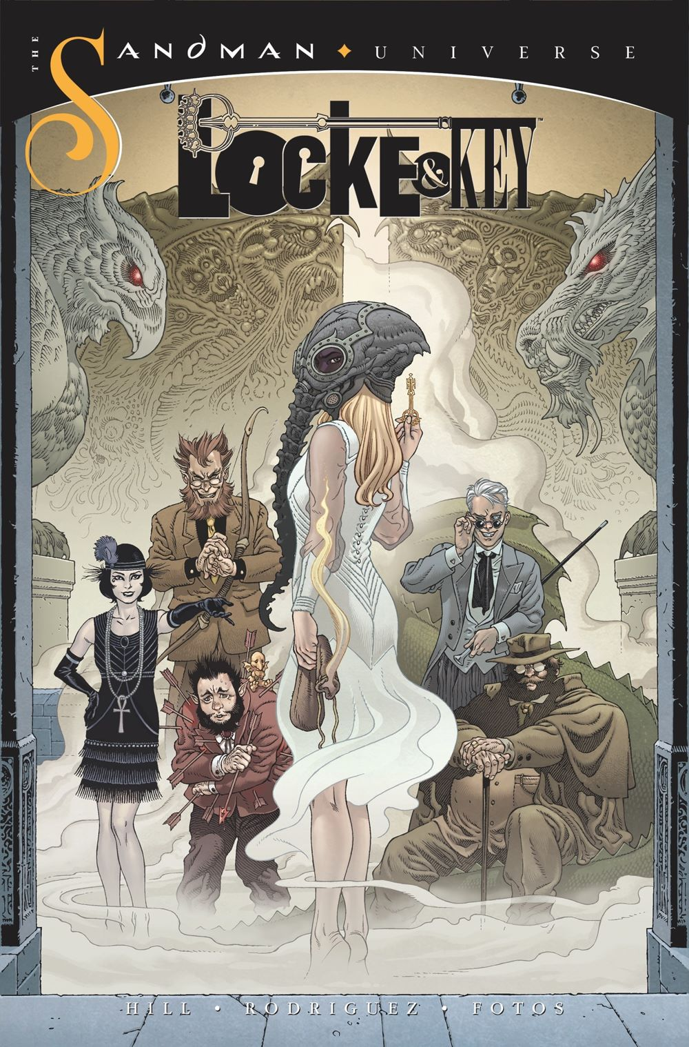 0a1e189b-fa0b-40ed-9b14-1328a3b5e9f4 First Look at IDW Publishing's LOCKE AND KEY THE SANDMAN UNIVERSE HELL AND GONE #1