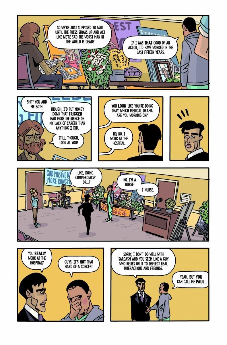 1-09_c6815a0147f8285e3b5042ebb3626151 First Look at Image Comics' THE SIX SIDEKICKS OF TRIGGER KEATON #1