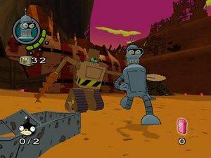 300px-Futurama_Game_B Futurama: The Video Game