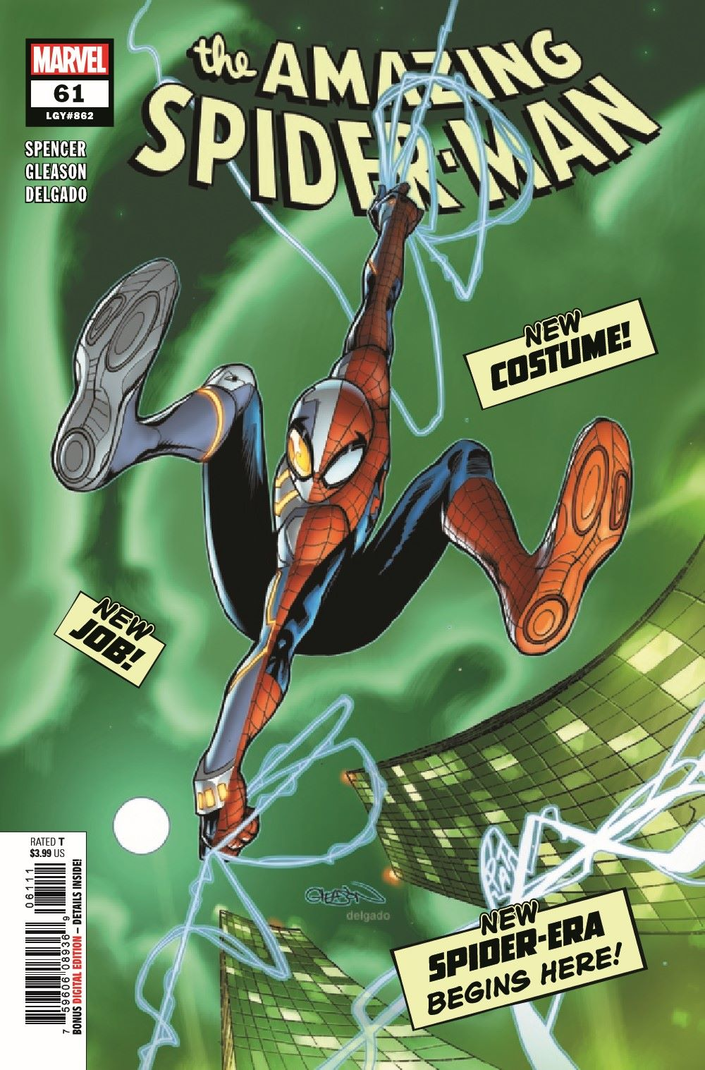 ASM2018061_Preview-1 ComicList Previews: THE AMAZING SPIDER-MAN #61