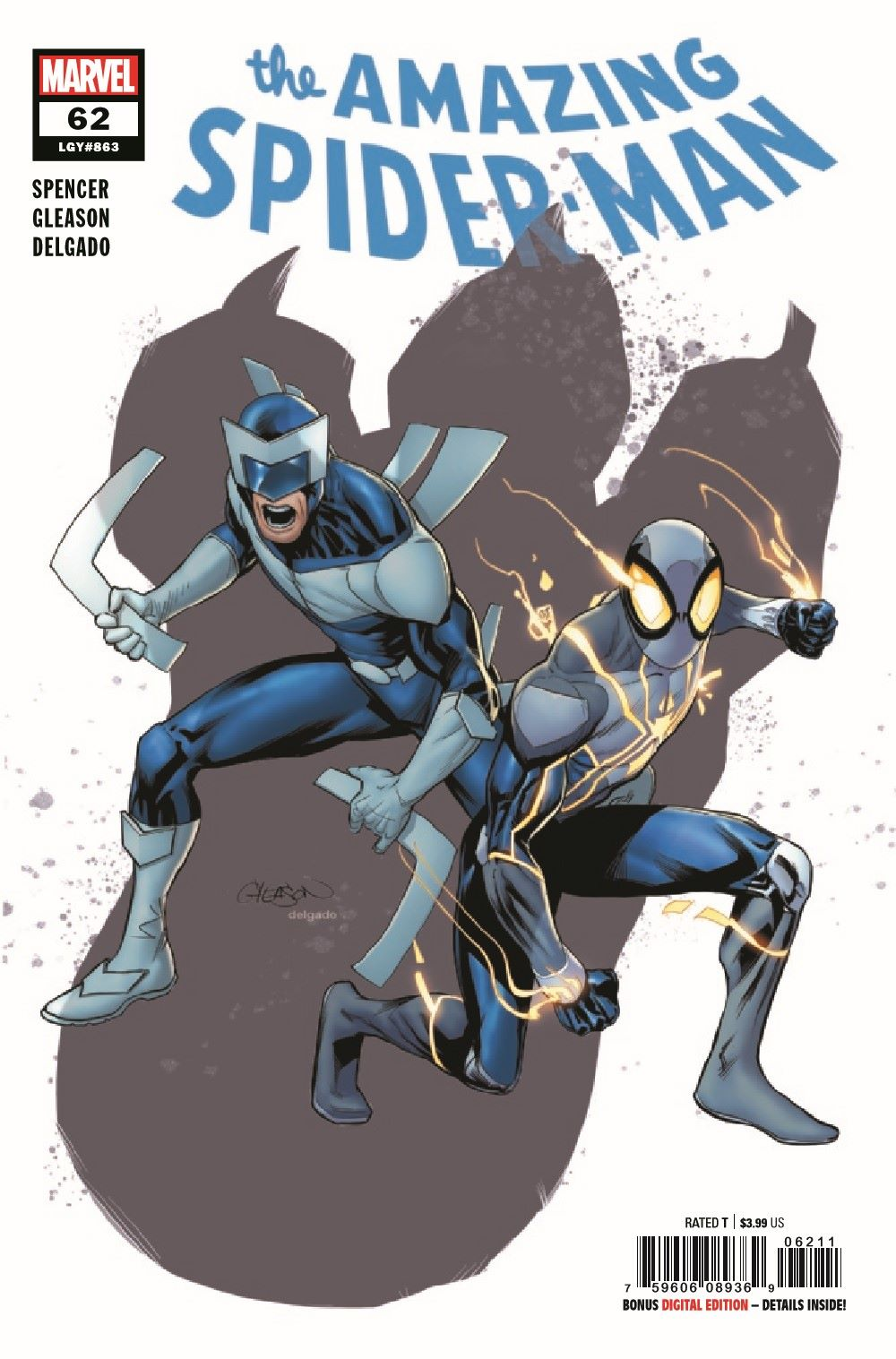 ASM2018062_Preview-1 ComicList Previews: THE AMAZING SPIDER-MAN #62