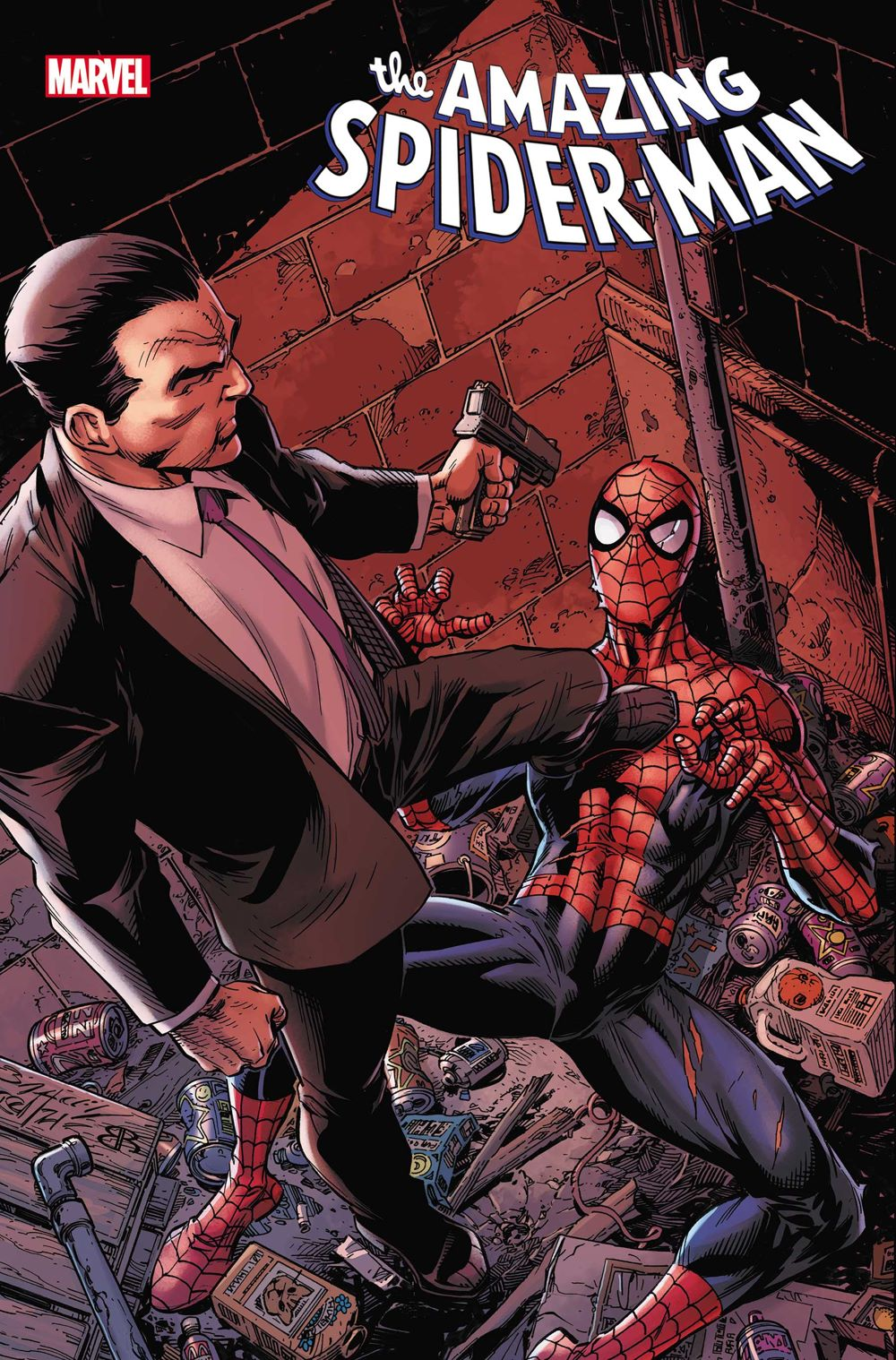 ASM2018068_cover Nick Spencer's run on AMAZING SPIDER-MAN continues this June