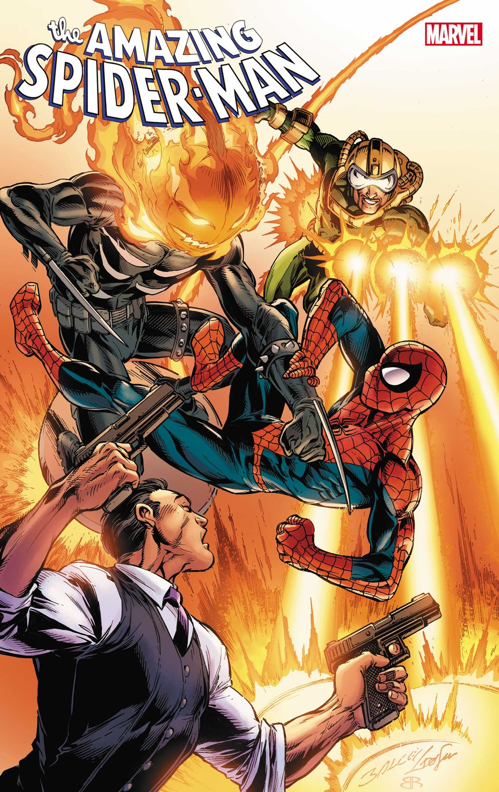 ASM2018069_cover Nick Spencer's run on AMAZING SPIDER-MAN continues this June