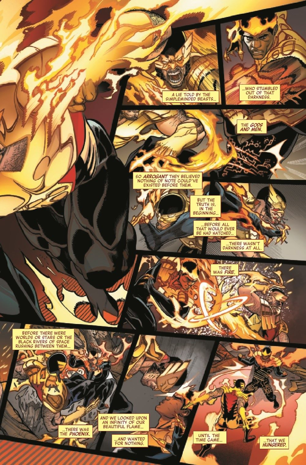 AVEN2018043_Preview-4 ComicList Previews: THE AVENGERS #43