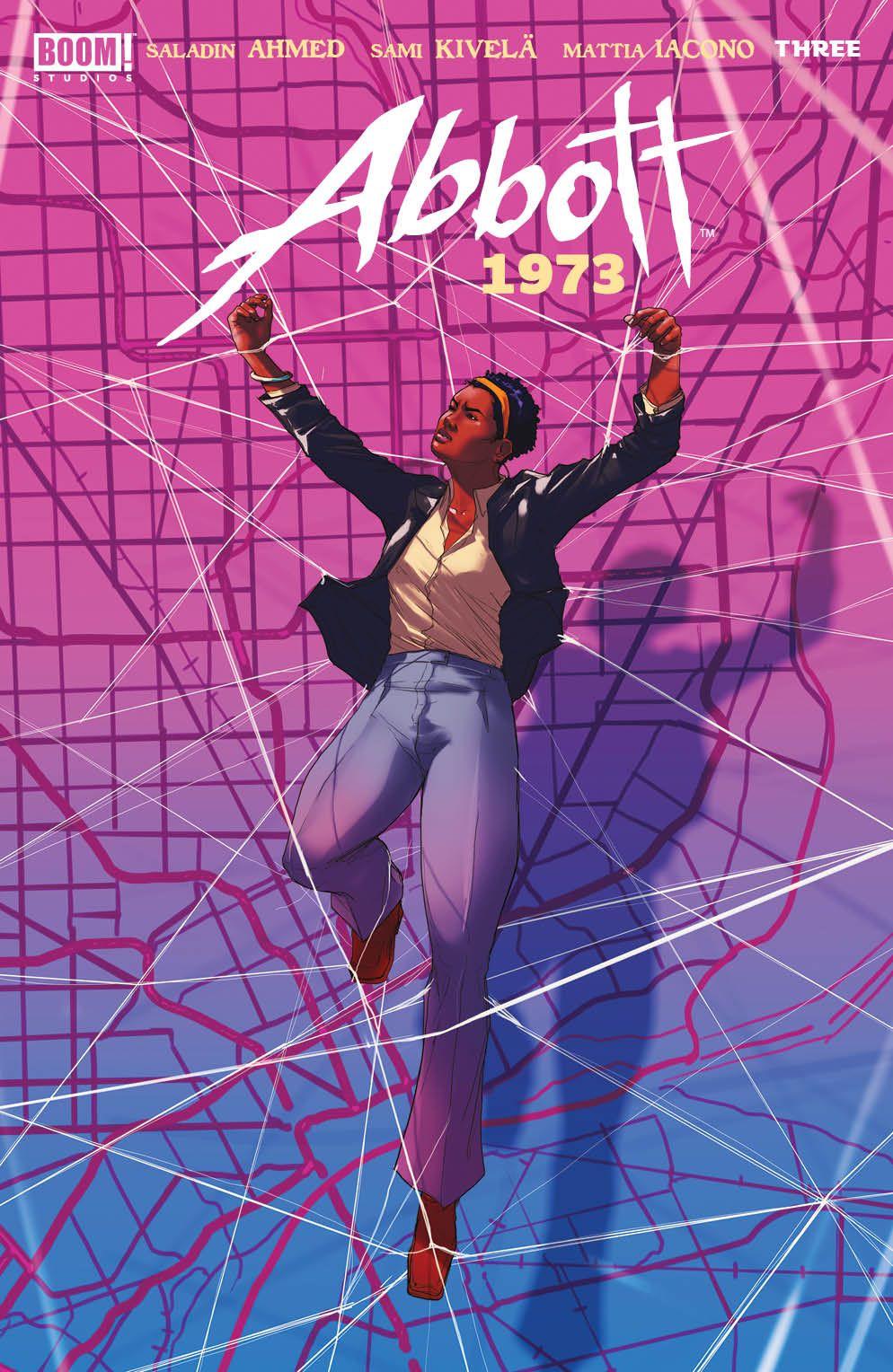 Abbott_1973_003_Cover_A_Main ComicList: BOOM! Studios New Releases for 03/17/2021