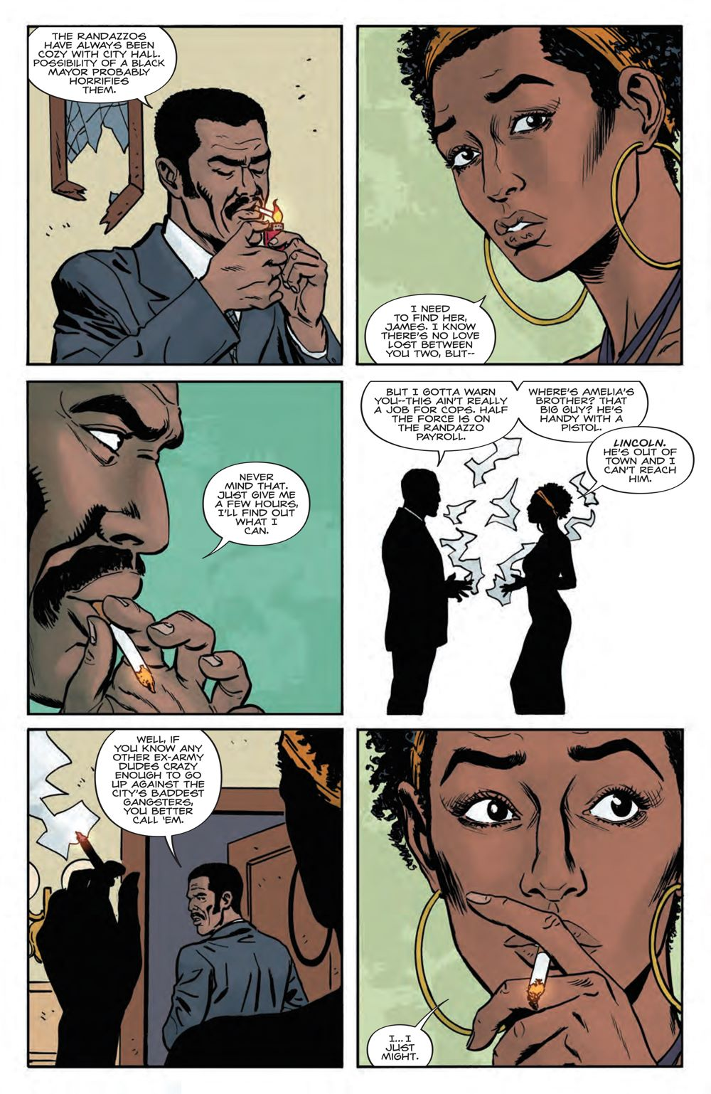 Abbott_1973_003_PRESS_6 ComicList Previews: ABBOTT 1973 #3 (OF 5)