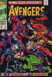 Avengers-Annual-2-204x300 Kang the Conqueror: His Many Faces