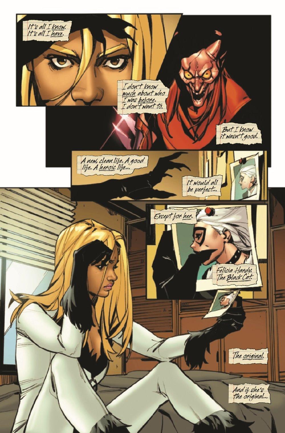 BLACKCAT2020004_Preview-4 ComicList Previews: BLACK CAT #4