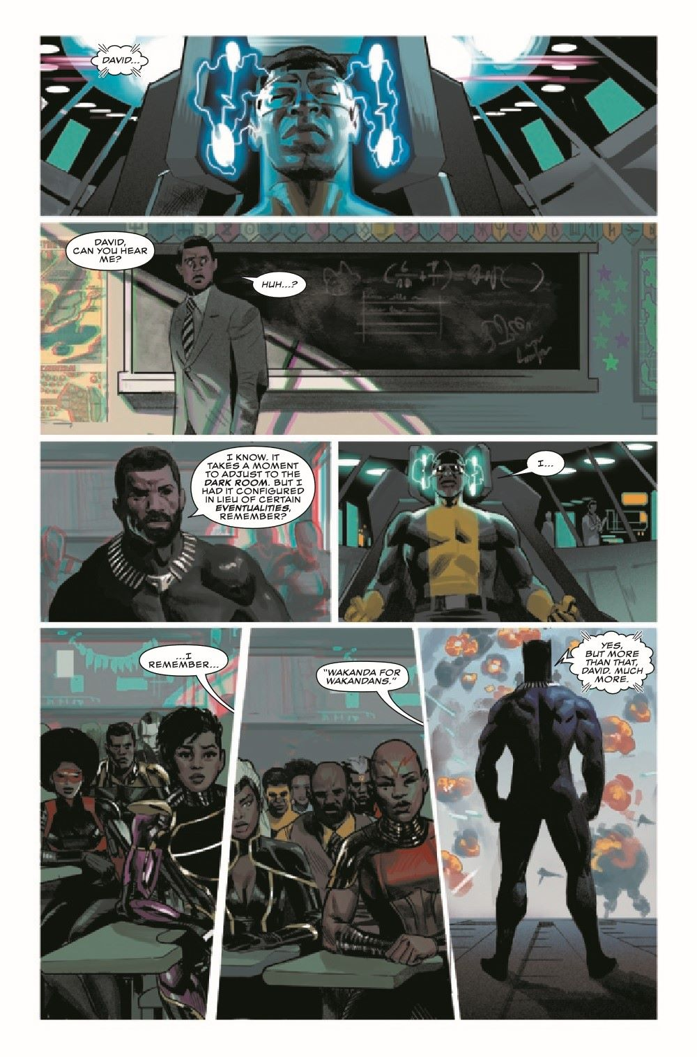 BLAP2018024_Preview-3 ComicList Previews: BLACK PANTHER #24