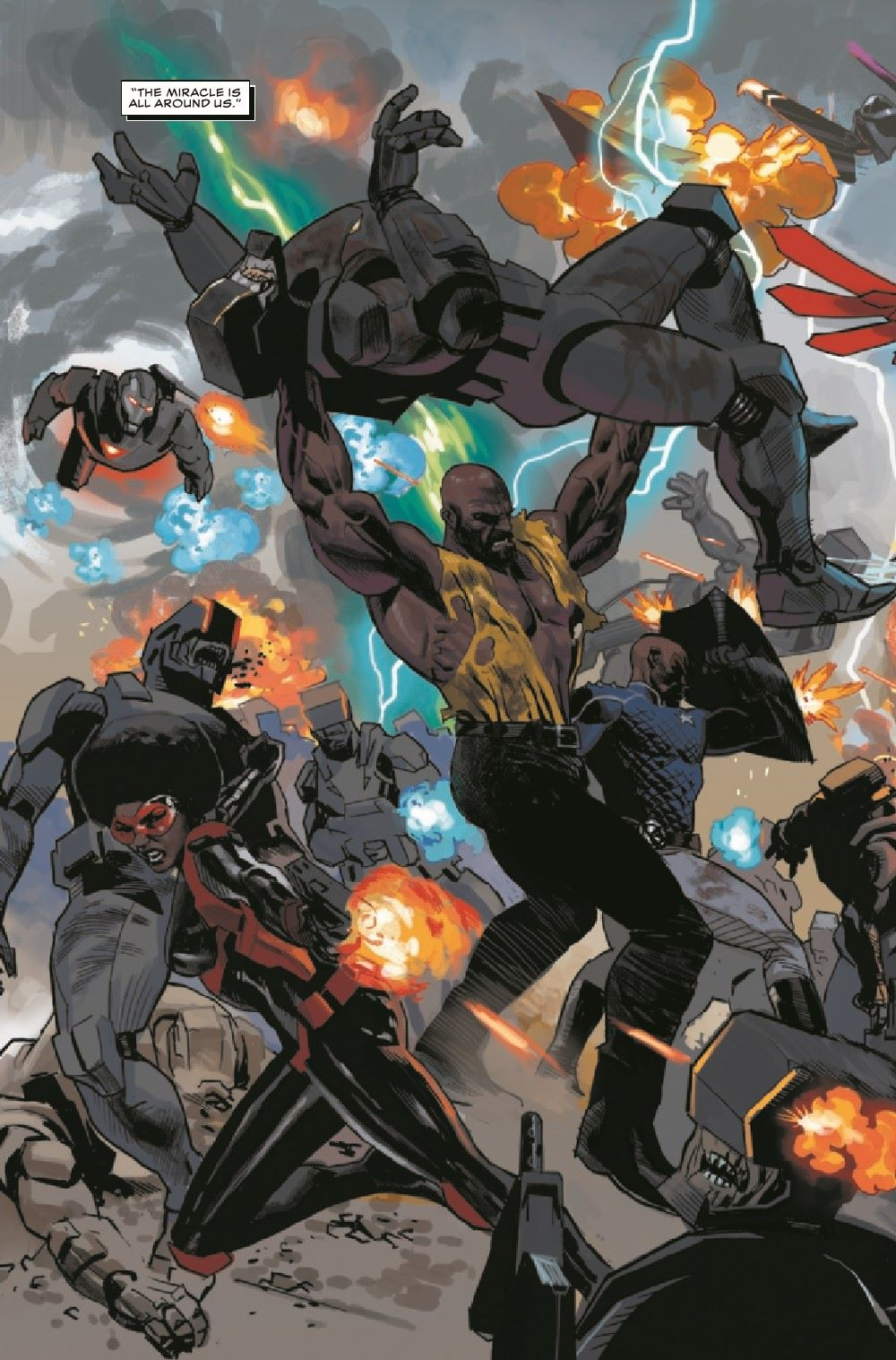 BLAP2018024_Preview-5 ComicList Previews: BLACK PANTHER #24