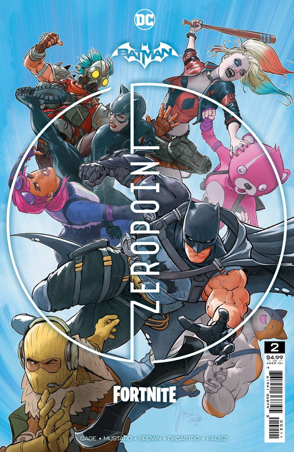 BMFNZP_Cv2 DC Comics June 2021 Solicitations