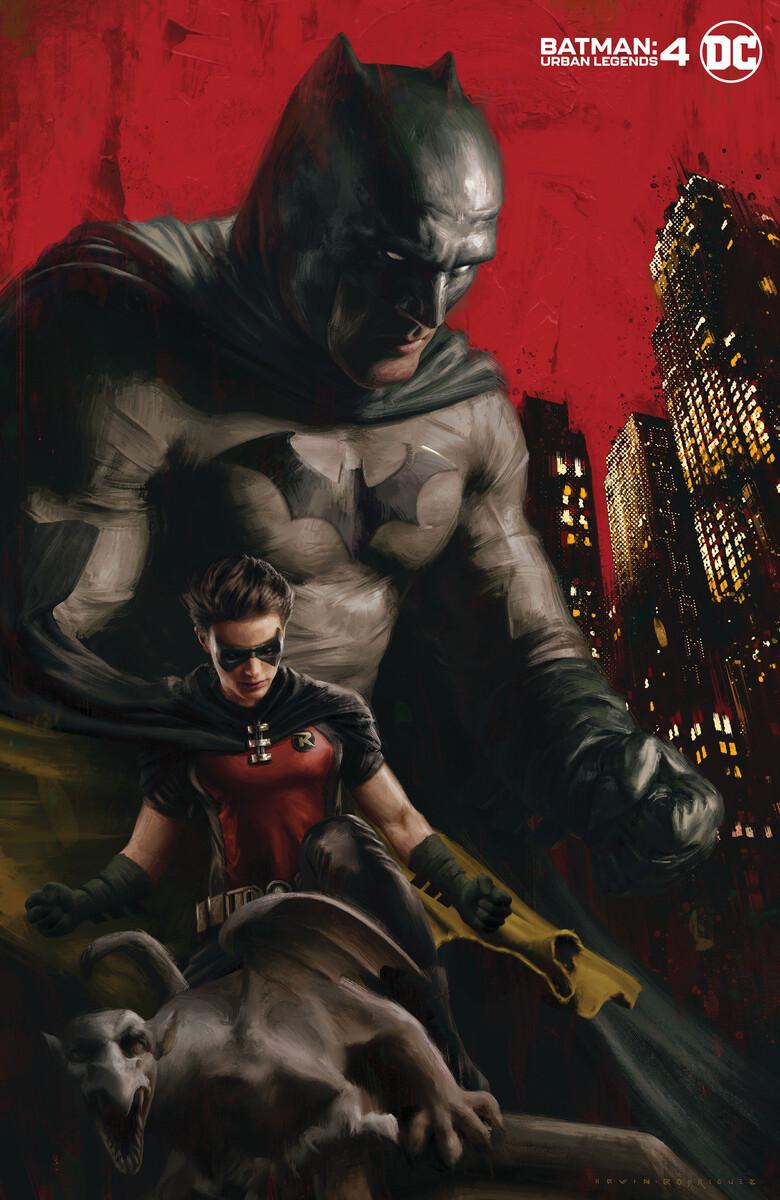 BM_UL_Cv4_var_6049811f7aac92.38948775 BATMAN: URBAN LEGENDS #4 to feature Luke Fox story by Camrus Johnson