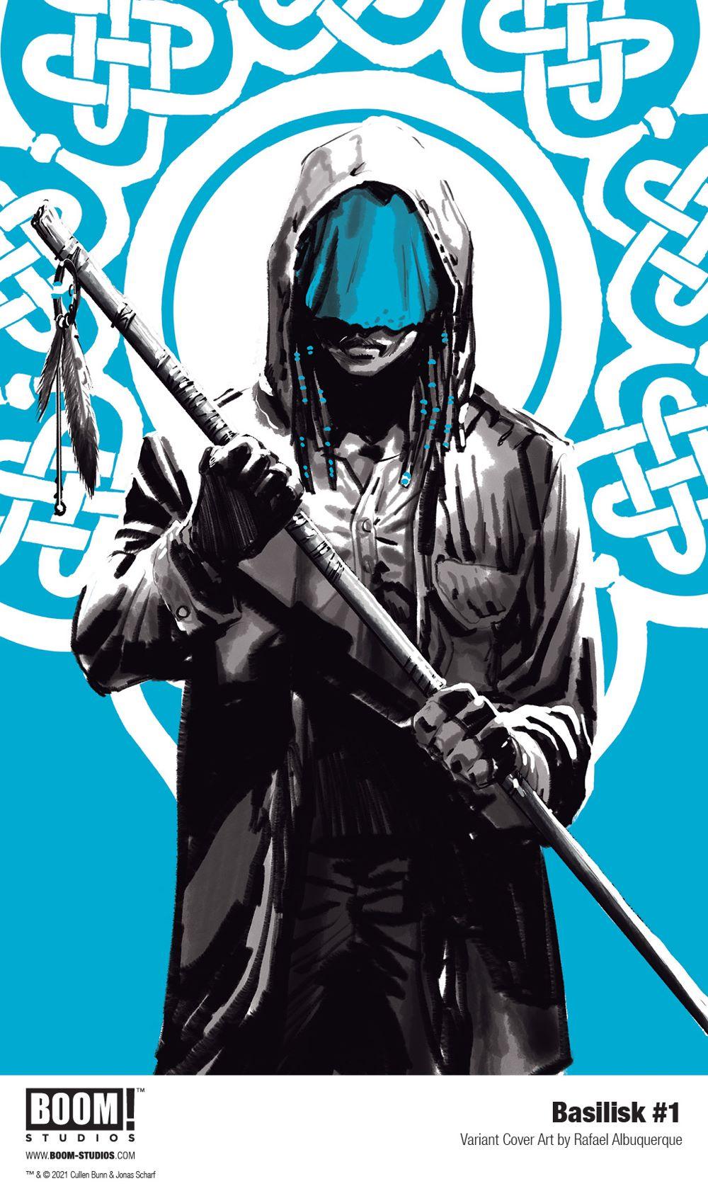 Basilisk_001_Cover_Variant_Albuquerque_PROMO Mortal enemies and mythology mix in BASILISK