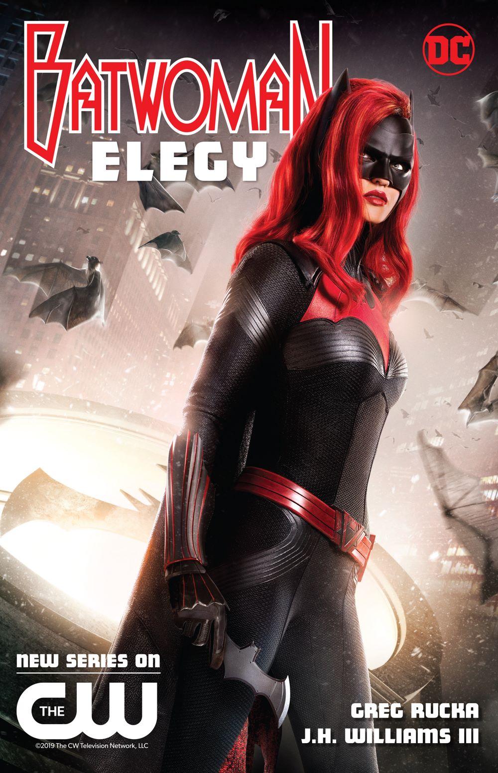 Batwoman-Elegy-New-Edition DC Comics June 2021 Solicitations
