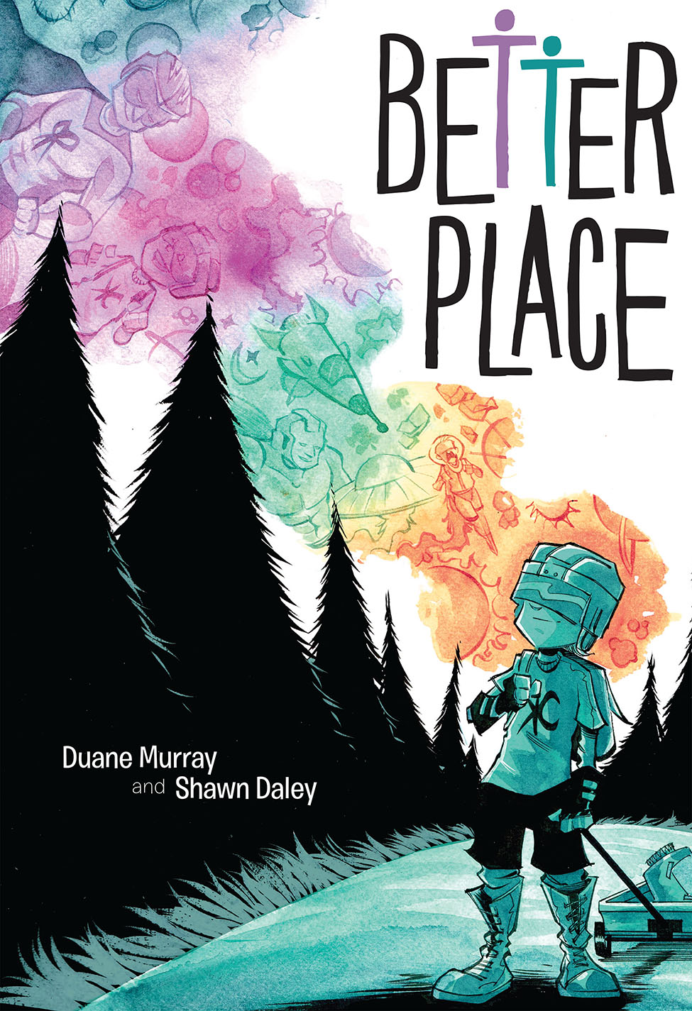 BetterPlace_Cover_300dpi-copy IDW Publishing June 2021 Solicitations