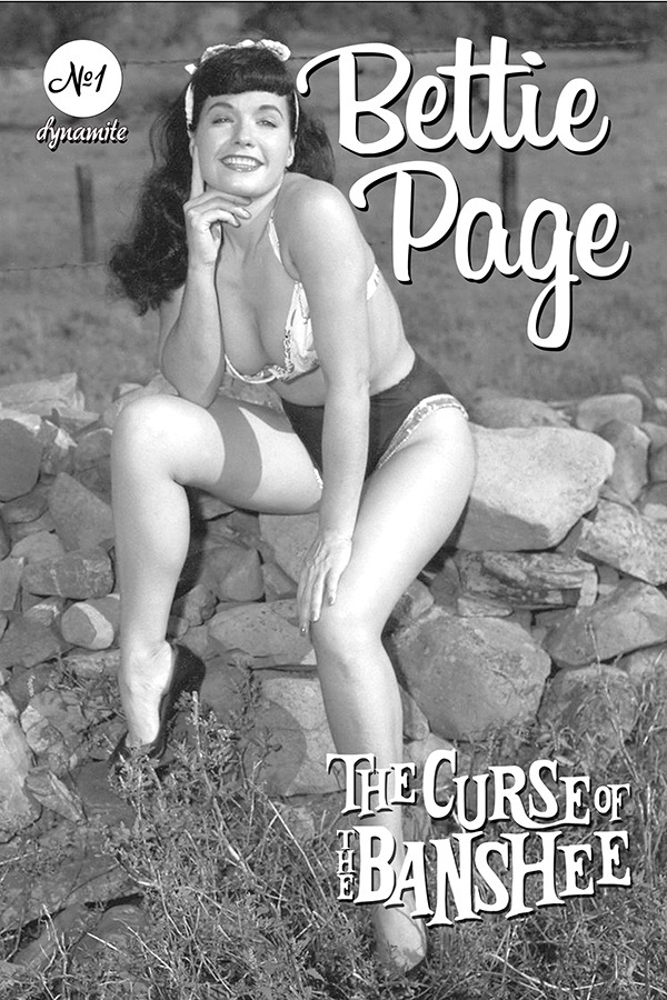 BettiePage2021-01-01051-E-Photo BETTIE PAGE: CURSE OF THE BANSHEE does not contain any X-Men