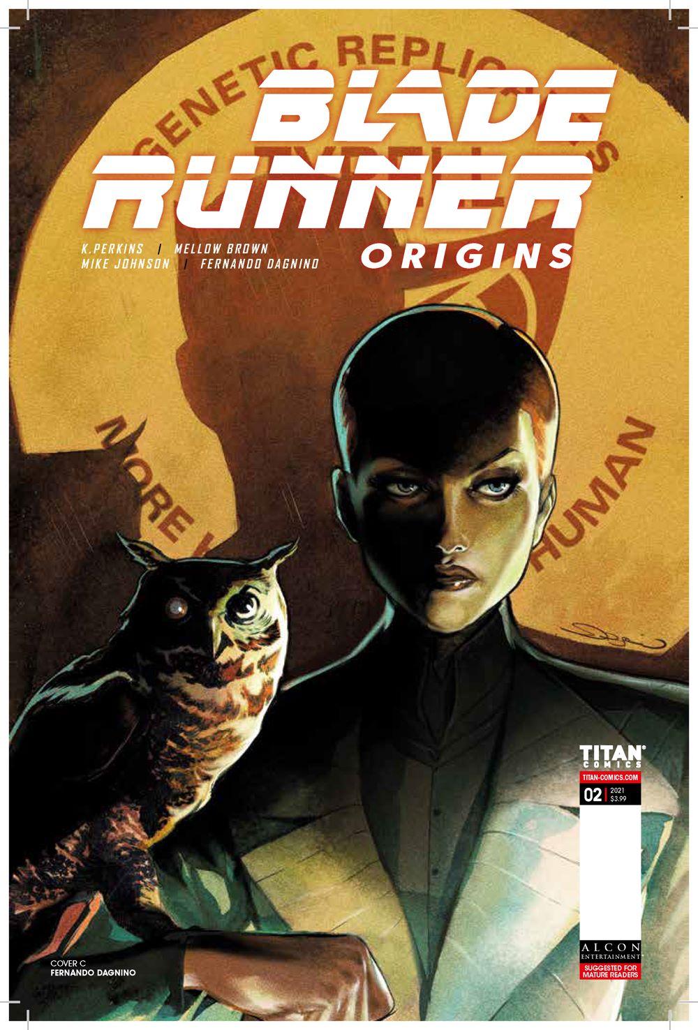 Blade_Runner_Origins_2_COVERS-C_-DAGNINO ComicList Previews: BLADE RUNNER ORIGINS #2