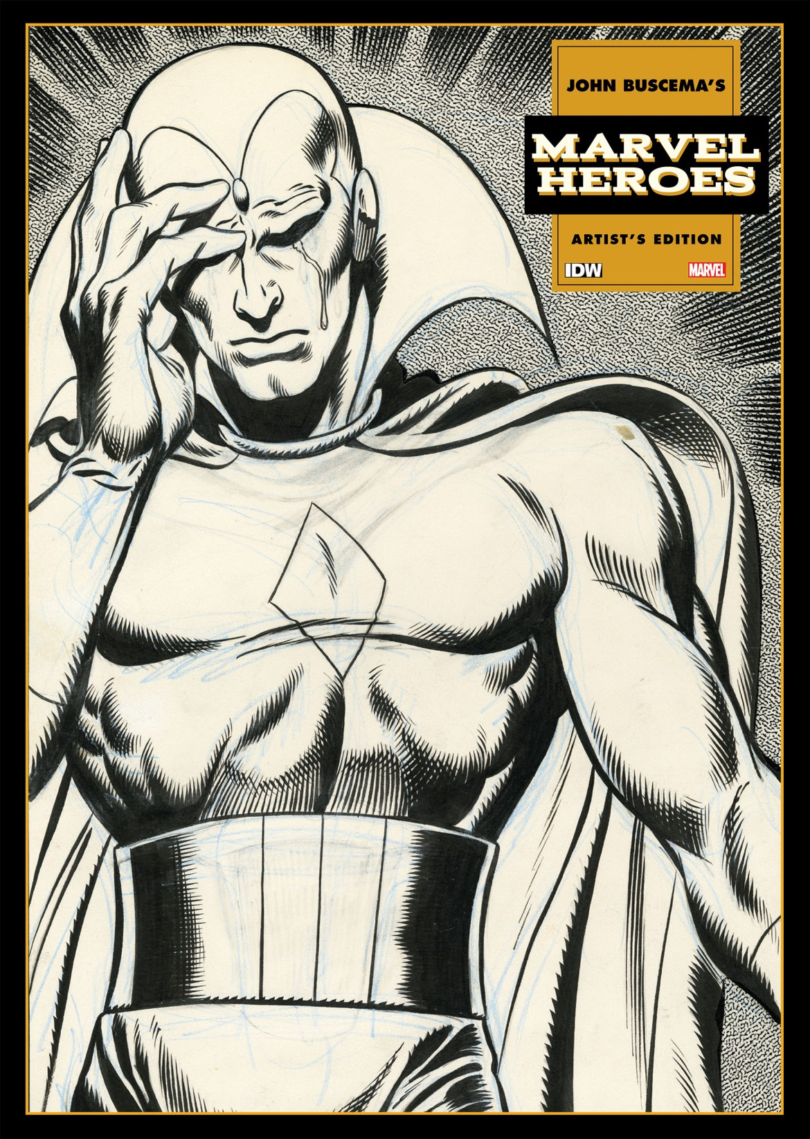 Buscema-Marvel-Heroes-cover-Final-converted-copy IDW Publishing June 2021 Solicitations