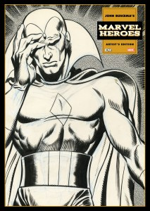 Buscema-Marvel-Heroes-cover-Final-converted-copy-213x300 IDW Publishing Extended Forecast for 03/24/2021