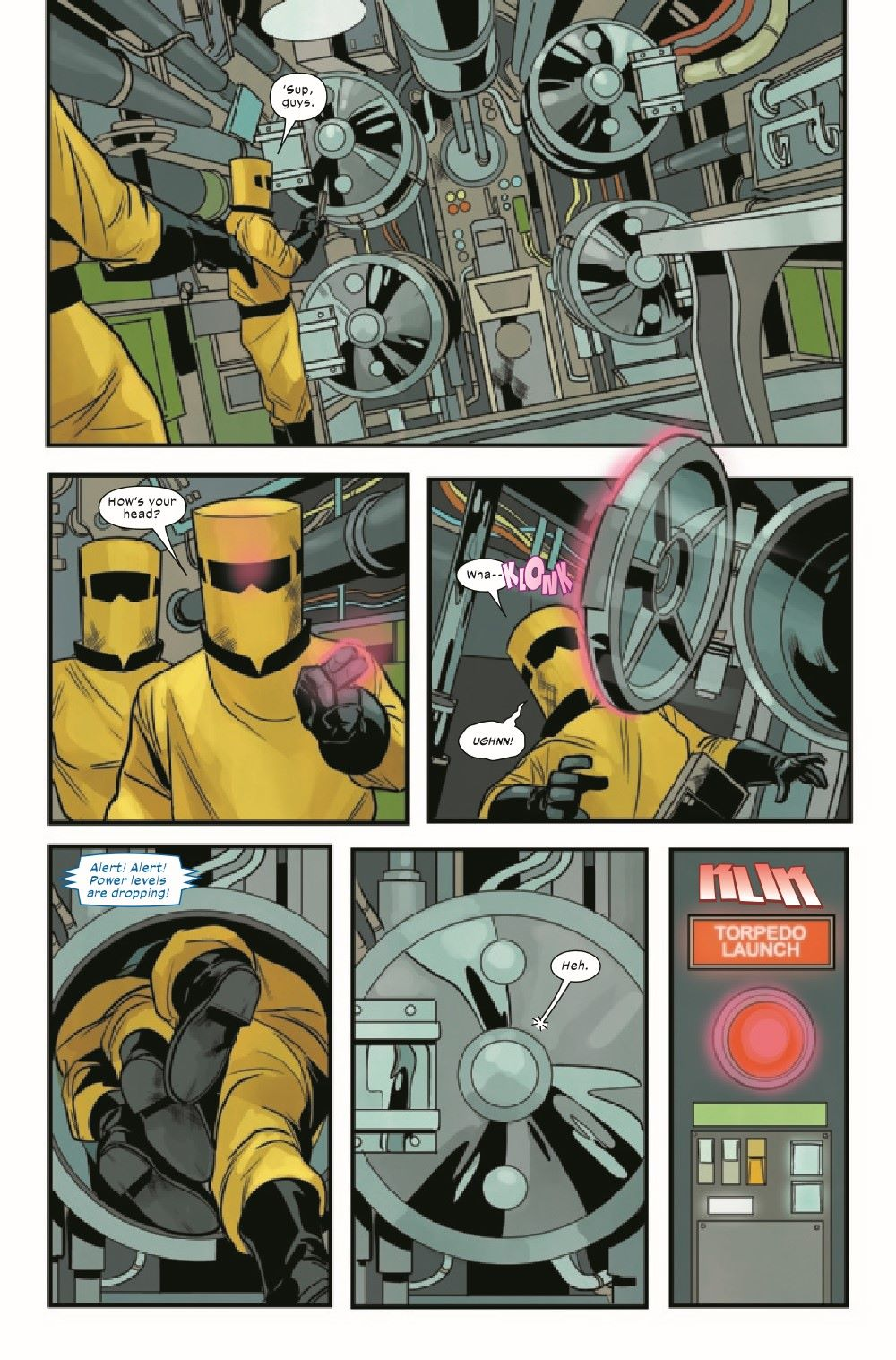 CABLE2020009_Preview-3 ComicList Previews: CABLE #9