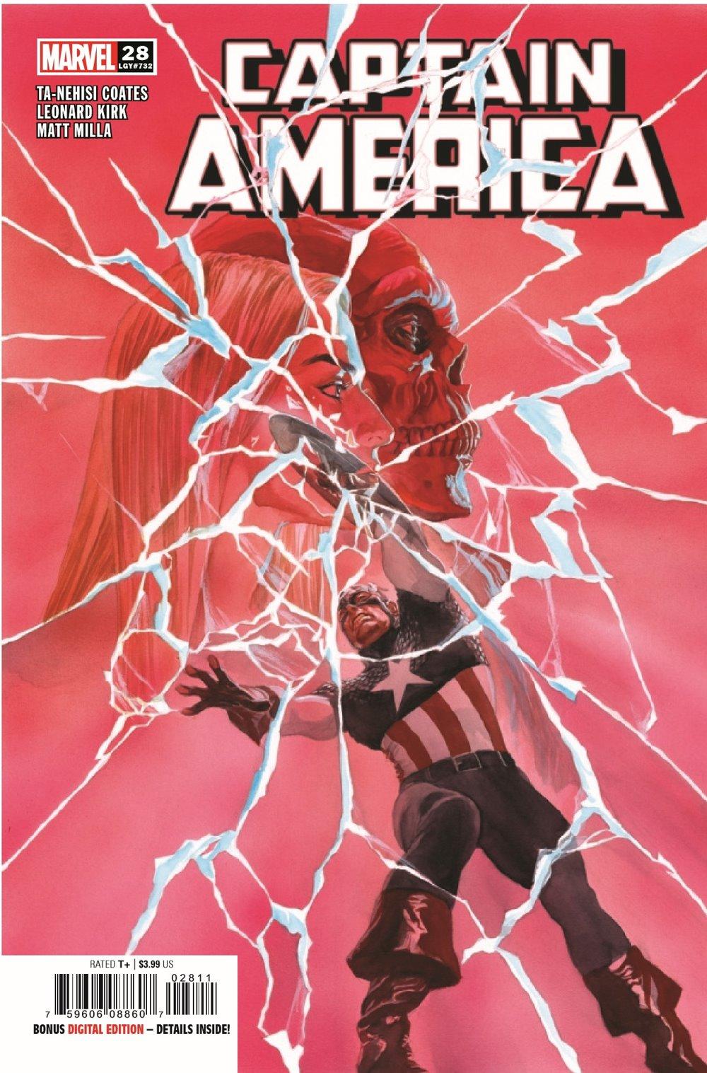 CAPA2018028_Preview-1 ComicList Previews: CAPTAIN AMERICA #28