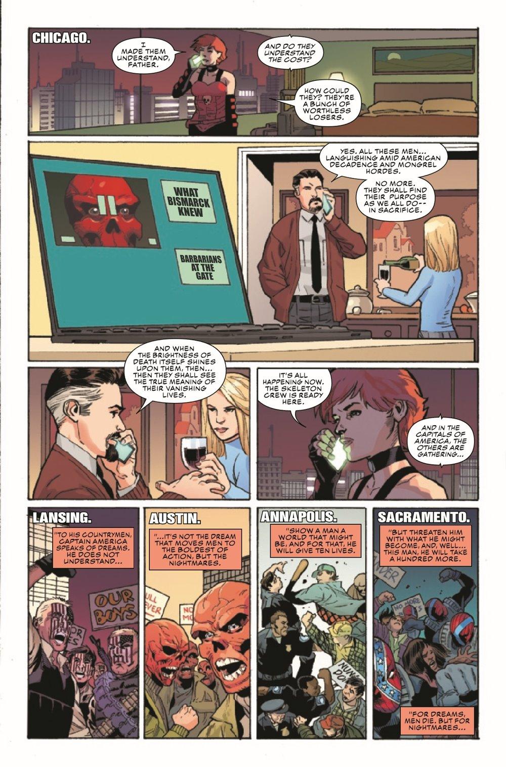CAPA2018028_Preview-3 ComicList Previews: CAPTAIN AMERICA #28