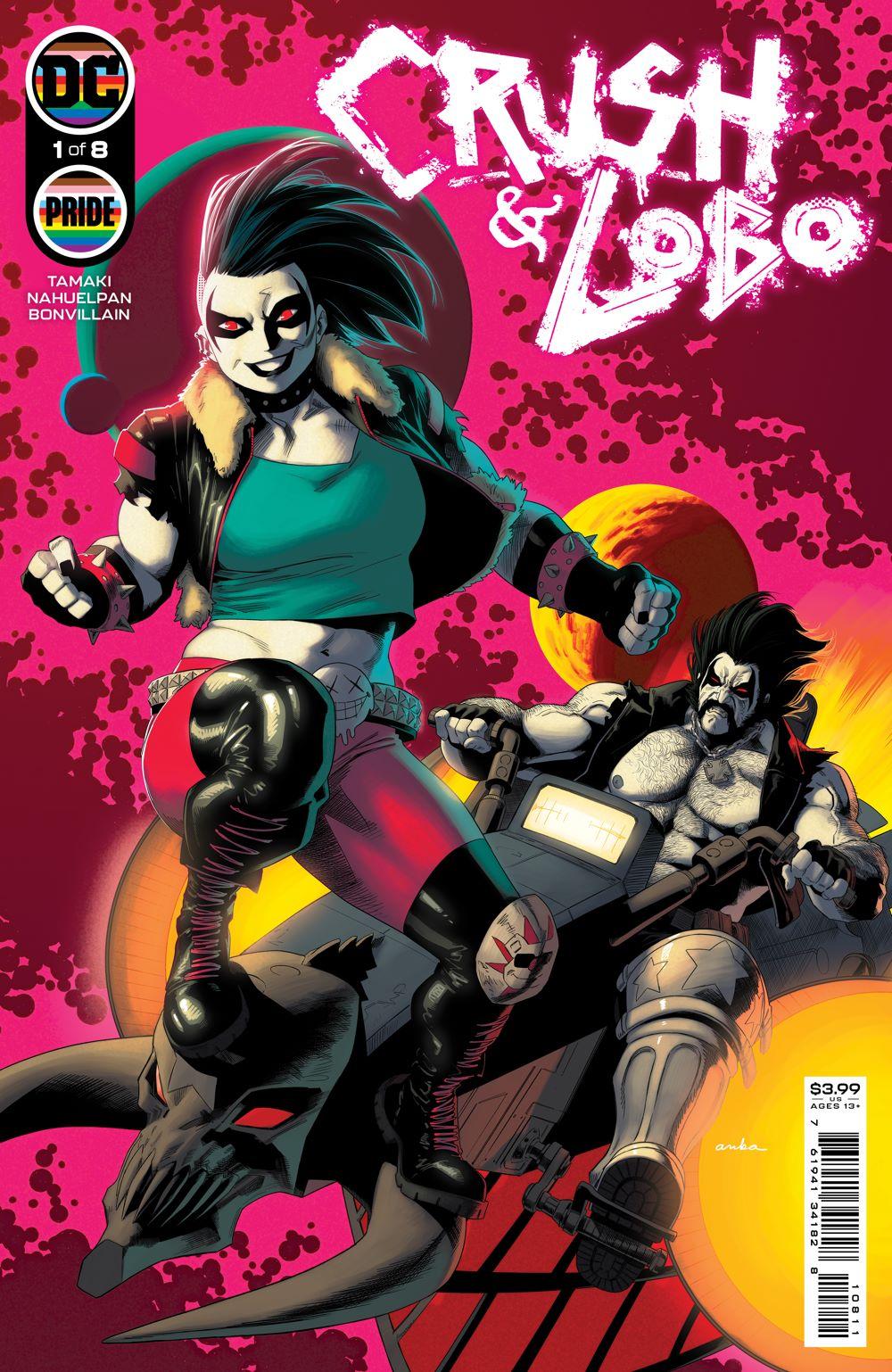 CandL_Cv1 DC Comics June 2021 Solicitations