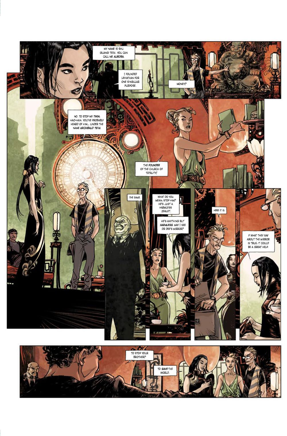 Cutting-Edge-The-Devils-Mirror-2-Binder1_Page_2 ComicList Previews: CUTTING EDGE THE DEVIL'S MIRROR #2 (OF 2)