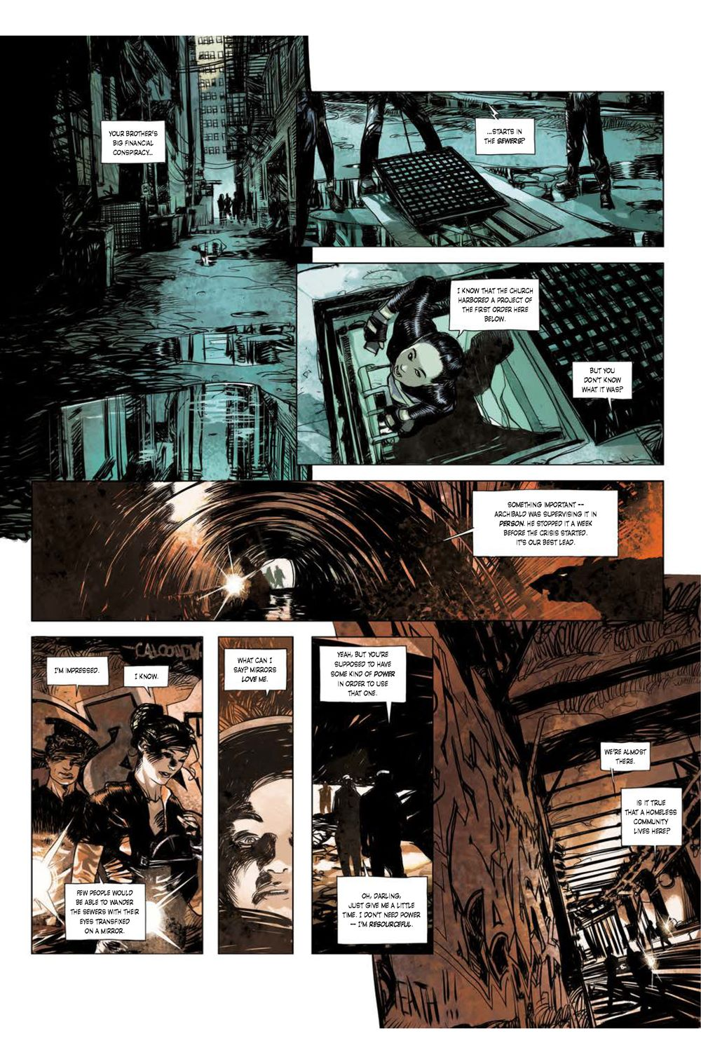 Cutting-Edge-The-Devils-Mirror-2-Binder1_Page_3 ComicList Previews: CUTTING EDGE THE DEVIL'S MIRROR #2 (OF 2)