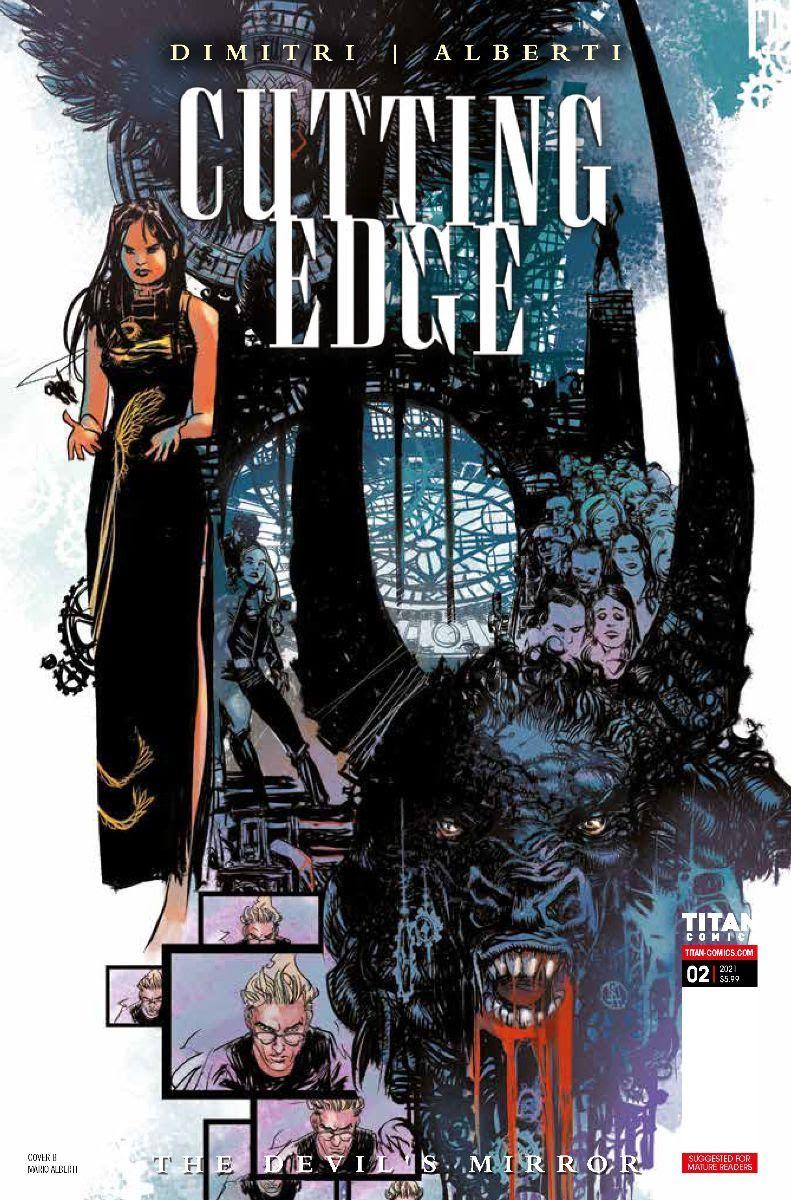 Cutting-Edge-The-Devils-Mirror-2-Cover-MARIO-ALBERTI ComicList: Titan Comics New Releases for 03/10/2021