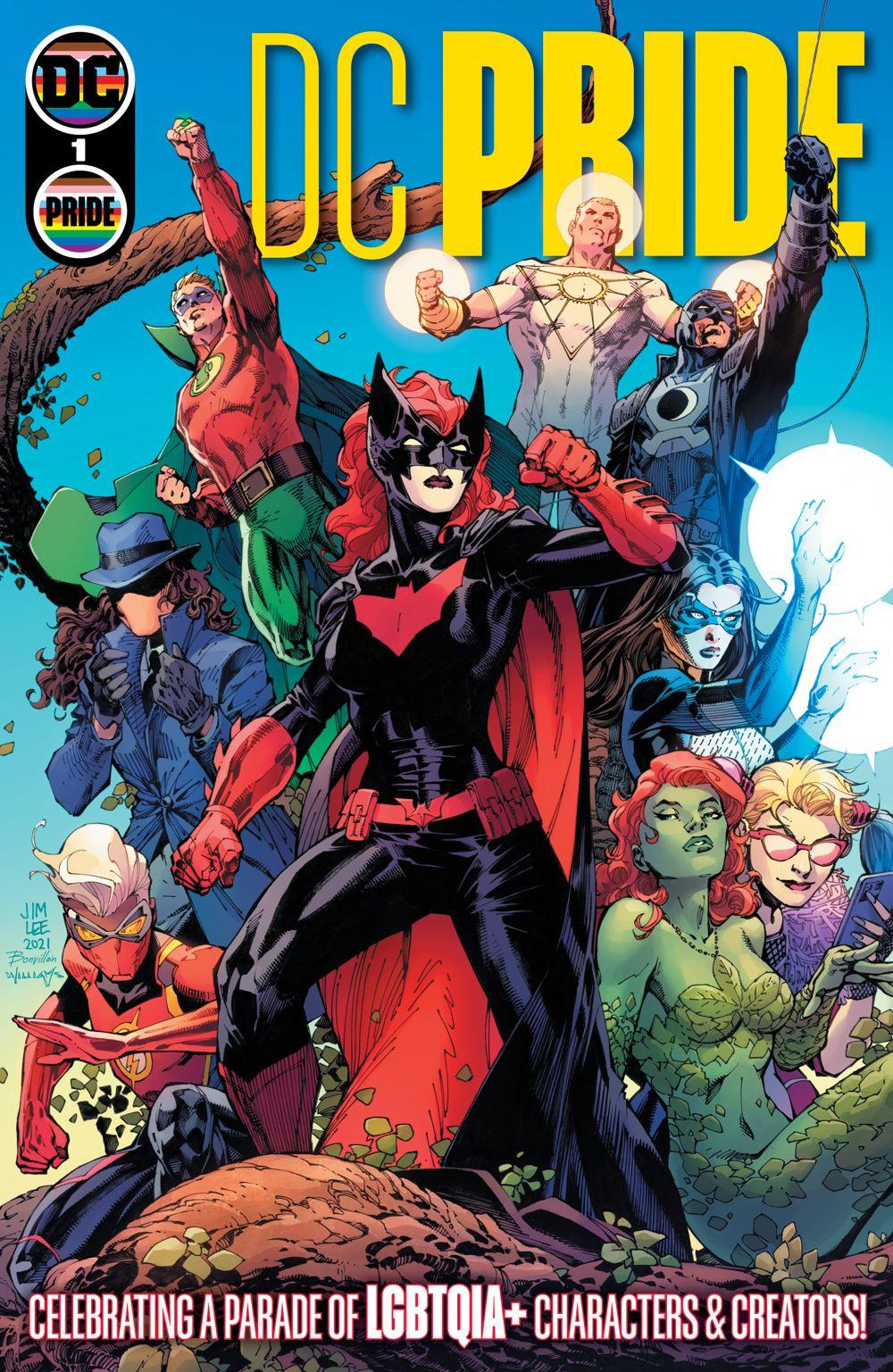 DC-PRIDE_Cv1 DC Comics June 2021 Solicitations