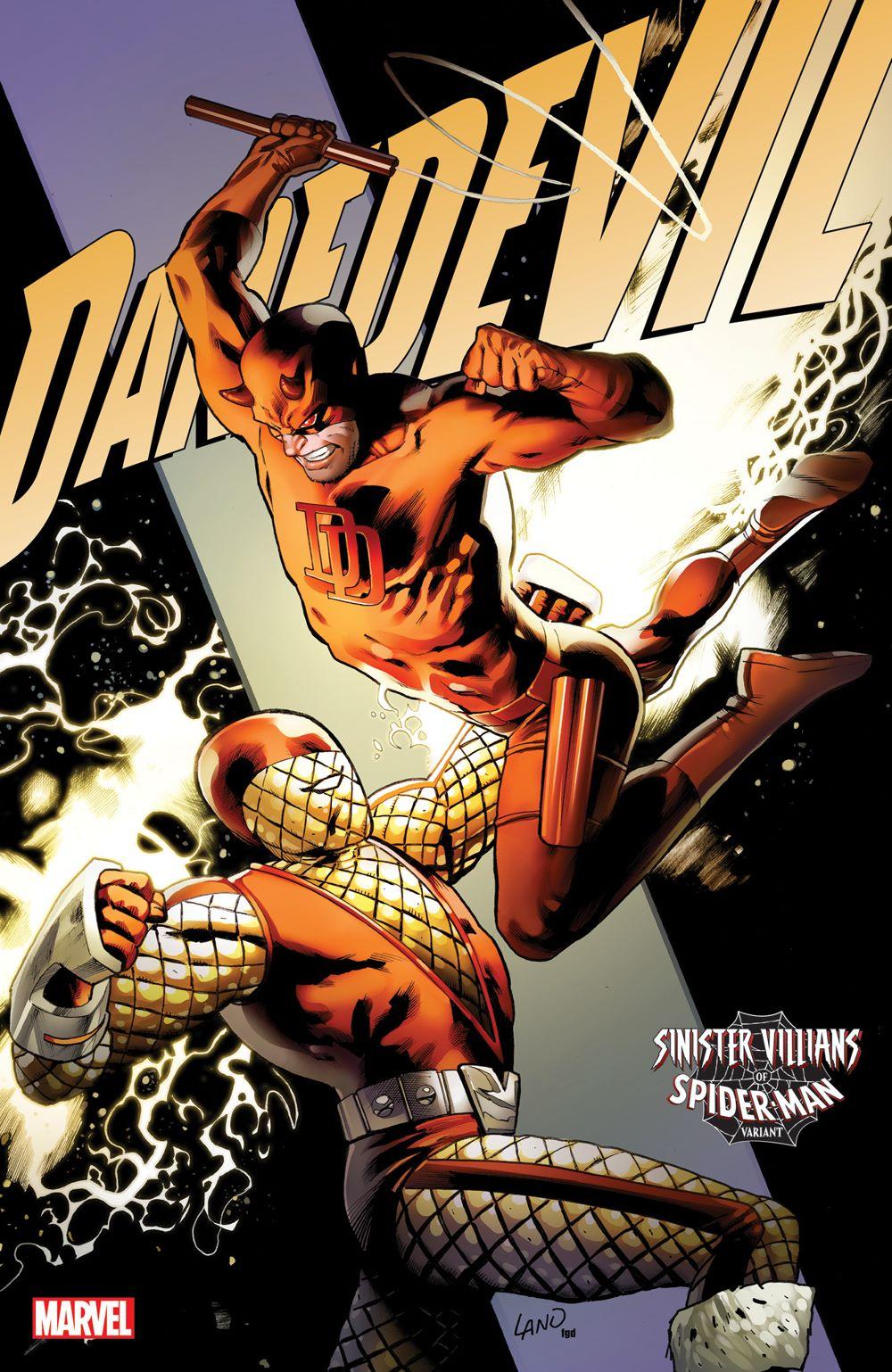 DD2019031_SM_Villains_Variant Spider-Man's villains conquer variant covers this June